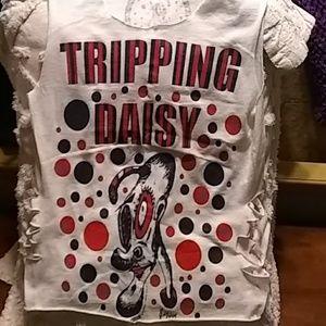Tripping Daisy t-shirt